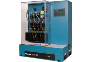 Стенд для промывки инжекторов IFR-50