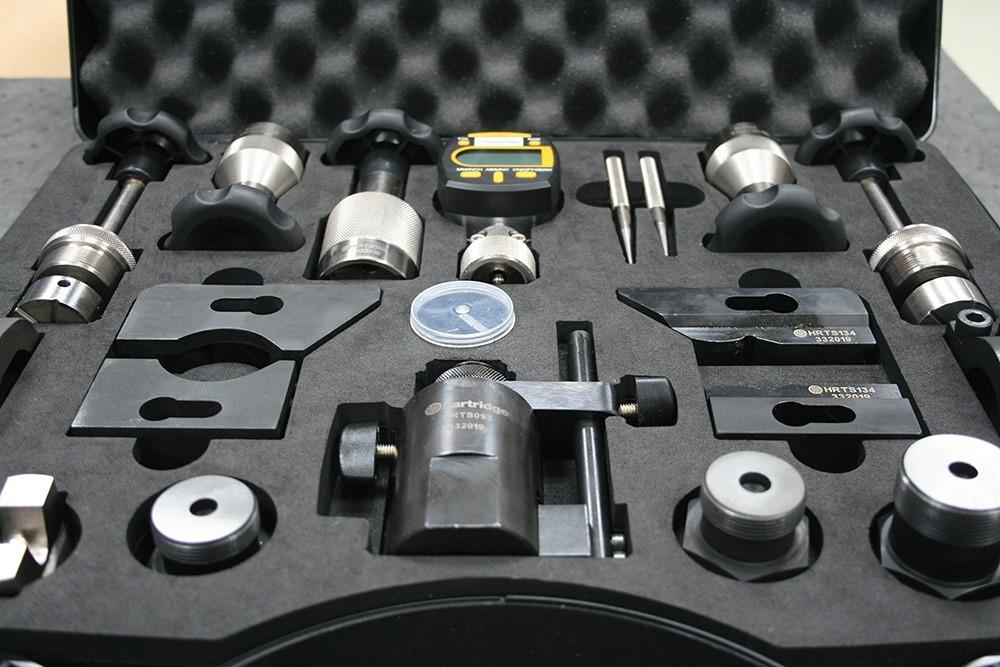 Инструменты безупречно работают вместе, обеспечивая быстрый и простой ремонт