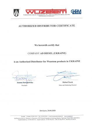 Authorised Diesel Distributor Wuzetem